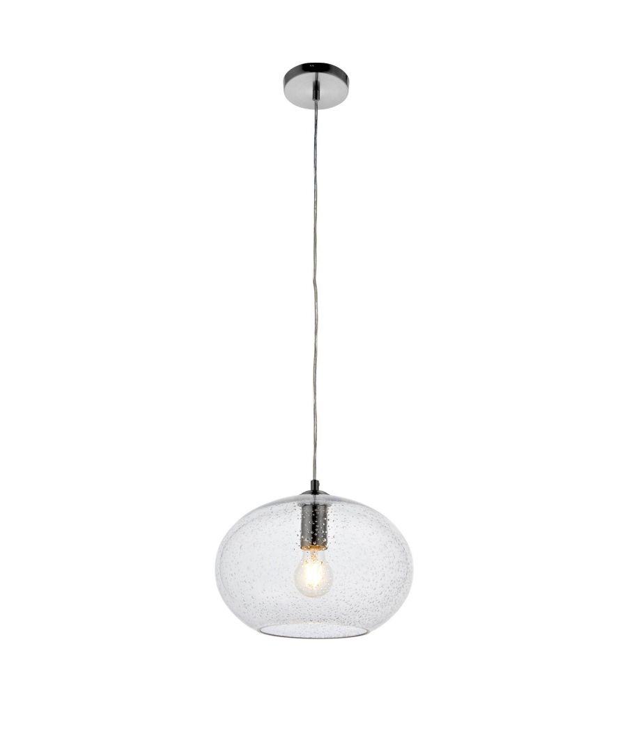 Image for Callen Ceiling Light Satin Nickel