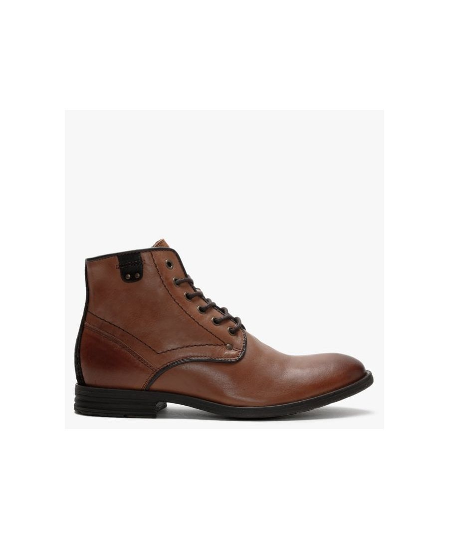 Image for Daniel Prentis Leather Ankle Boots