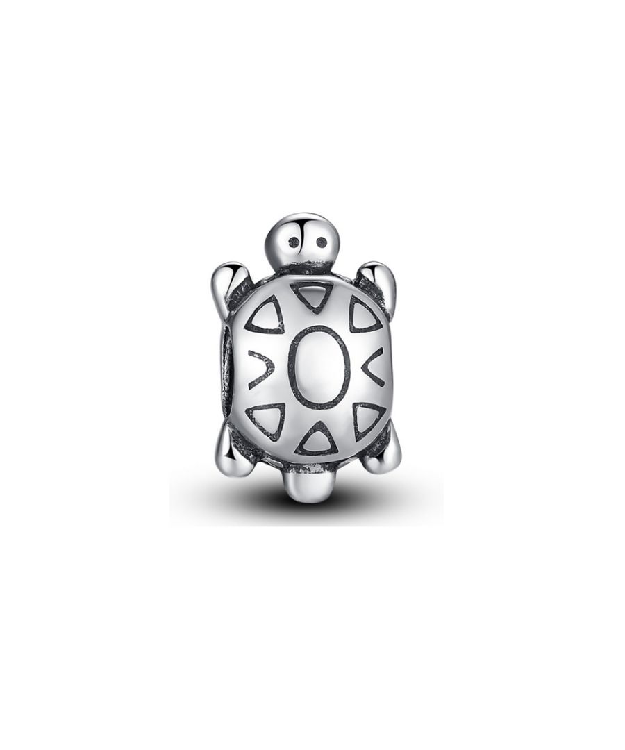 Image for Stainless Steel Turtle Charms bead