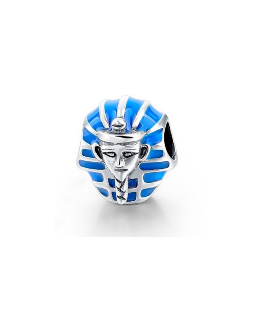 Image for 925 Silver Egyptian Pharaoh Charms bead