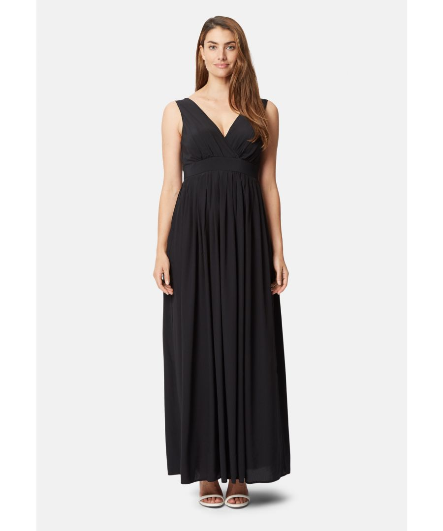 Image for Falls Maxi Dress in Black