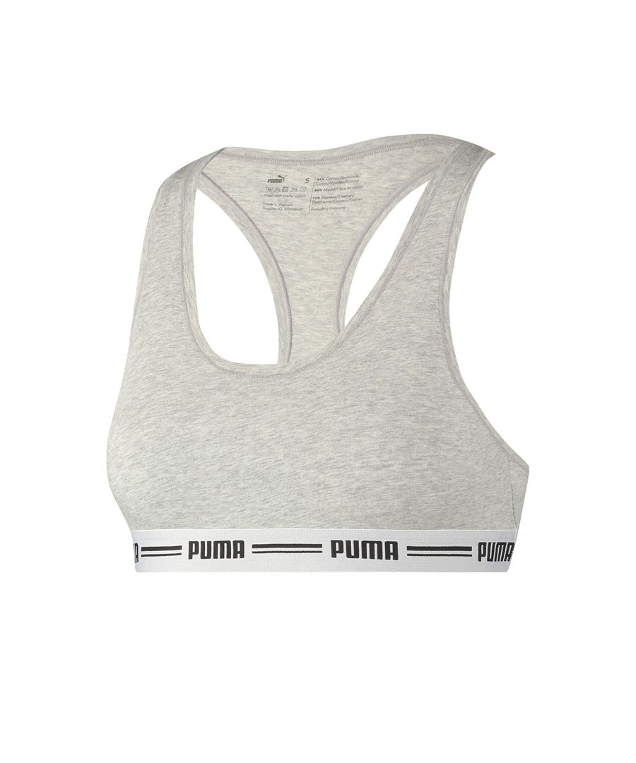 Image for Iconic Racerback Crop Top