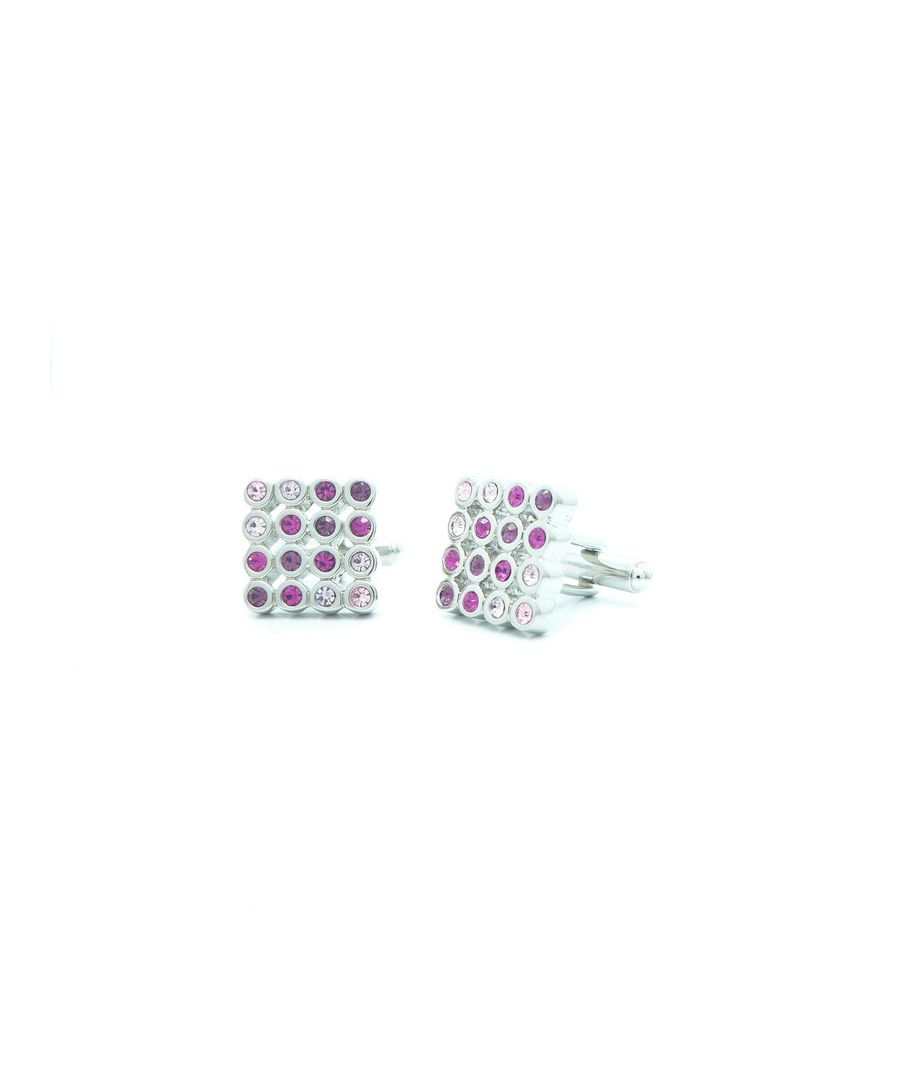 Image for Purple Swarovski Crystal Trelis