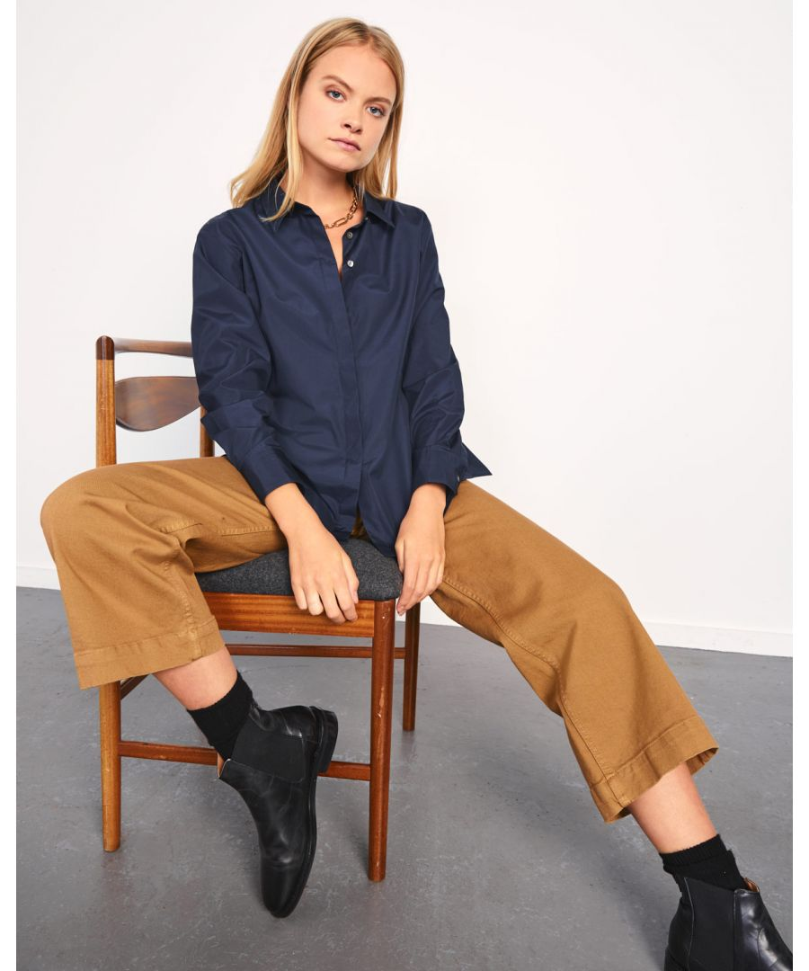 Image for Long Sleeve Poplin Shirt