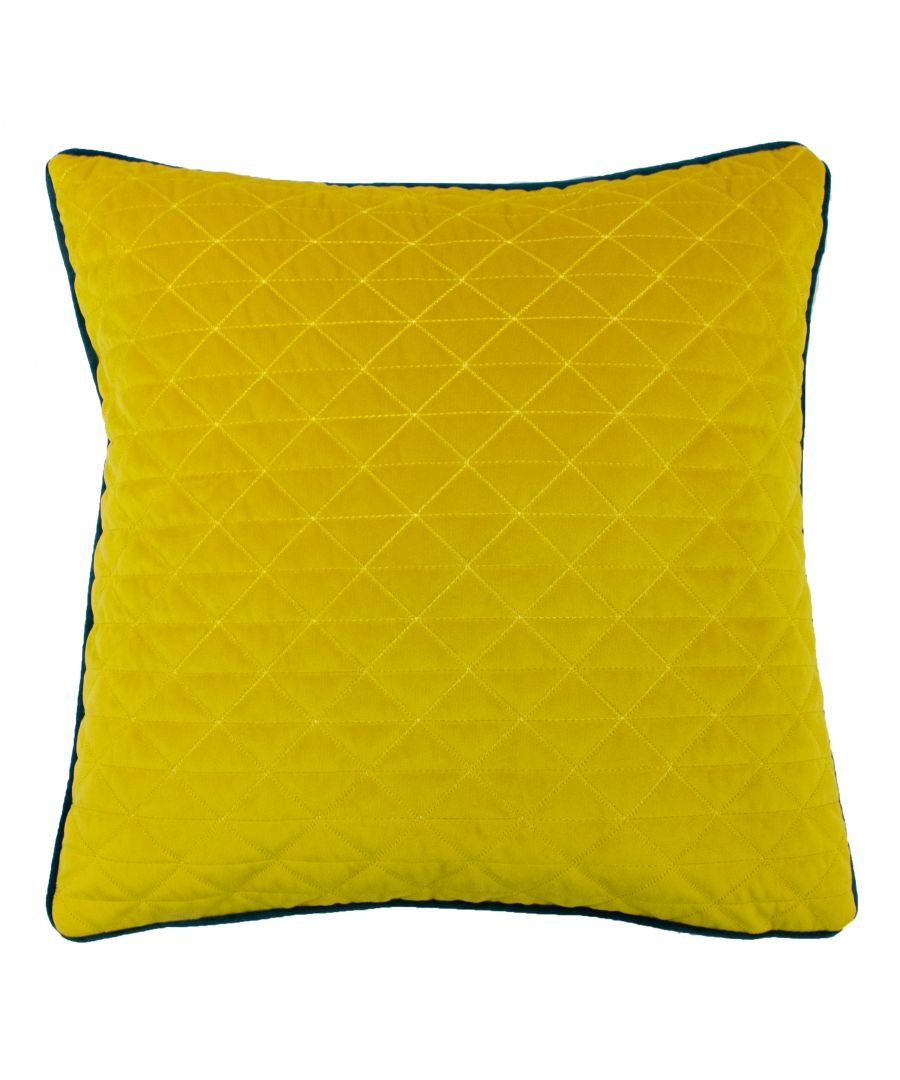 Image for Quartz 45X45 Poly Cushion Ceyl/Petr