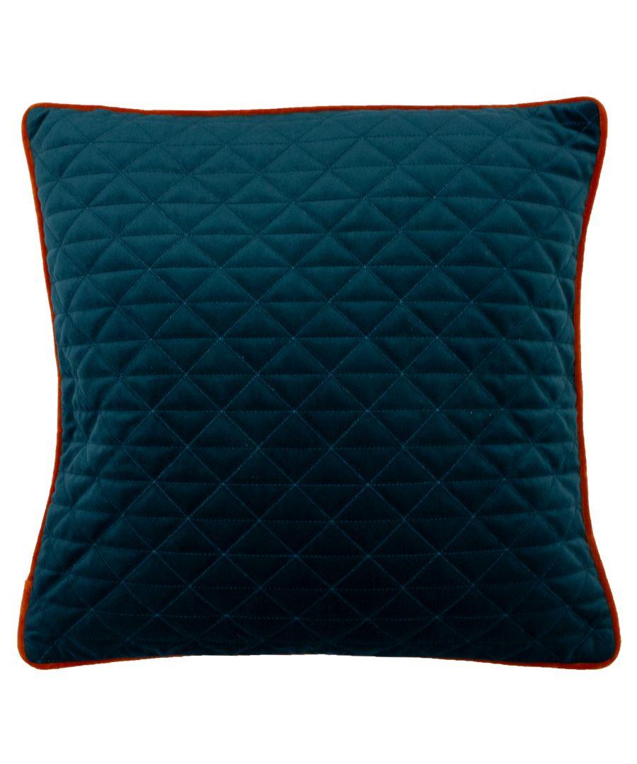 Image for Quartz 45X45 Poly Cushion Teal/Jaff