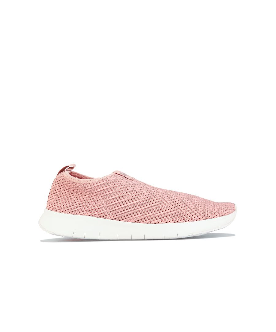 Image for Women's Fit Flop Airmesh Slip On Rose UK 3in Rose