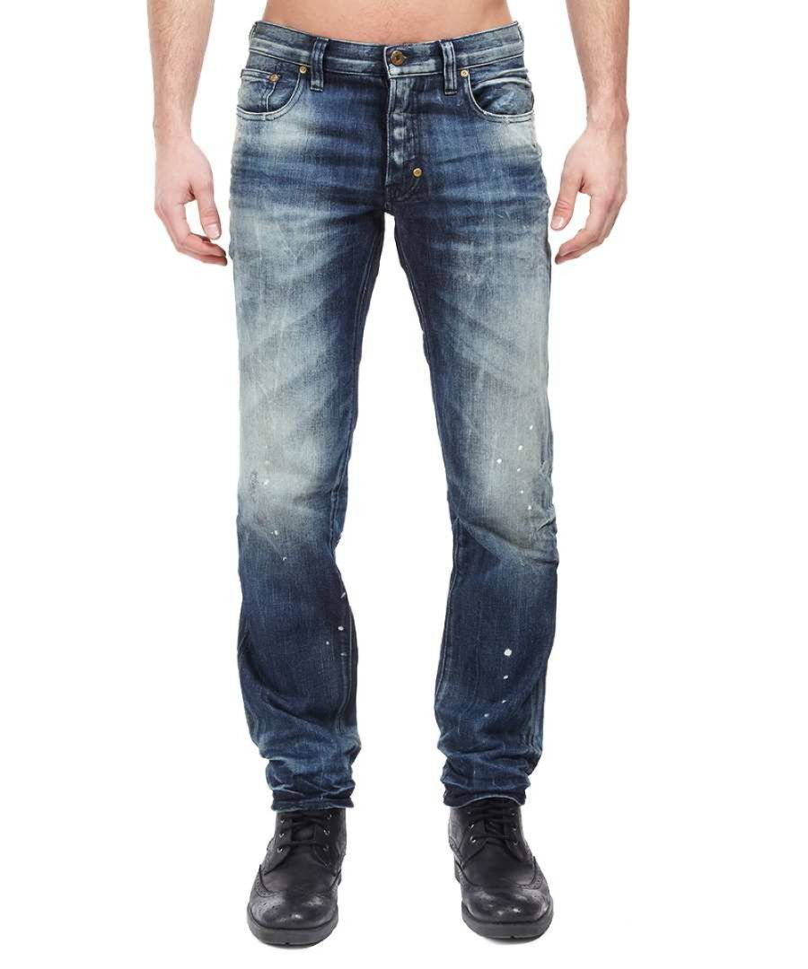 Image for PRPS Goods and Co. Rambler Indigo RWP Jeans