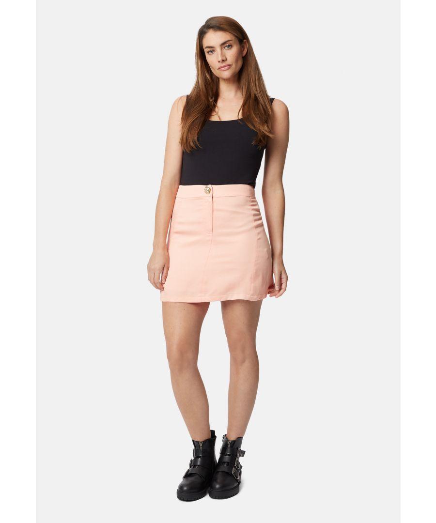 Image for A Line Mini Skirt