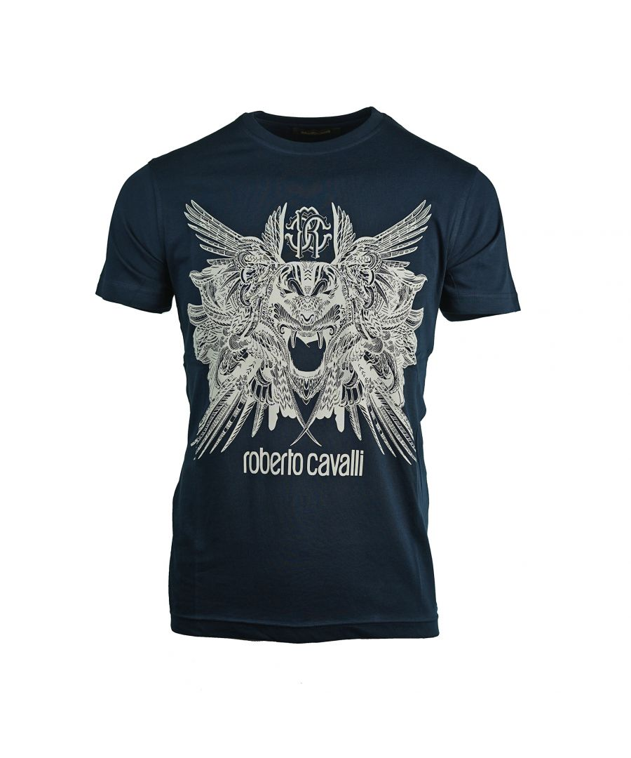 Image for Roberto Cavalli FST606 04500 T-Shirt