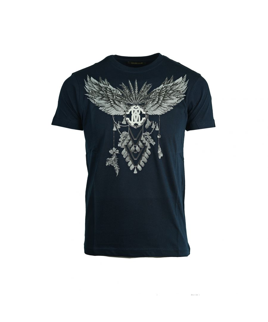 Image for Roberto Cavalli FST613 04500 T-Shirt