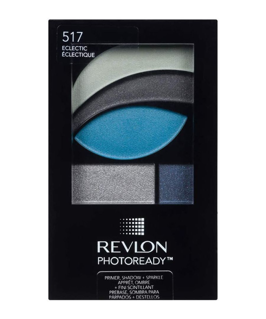 Image for Revlon Photoready Primer, Shadow & Sparkle Palette - 517 Electric