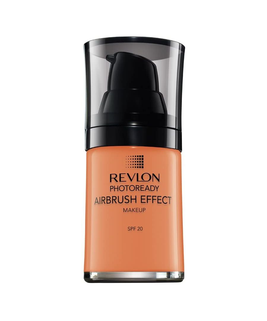 Image for Revlon Photoready Airbrush Effect Make Up SPF20 30ml - 009 Rich Ginger
