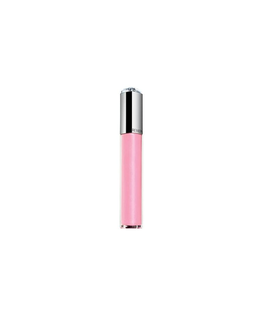 Image for Revlon Ultra HD Lip Lacquer 5.9ml - 525 HD Pink Diamond