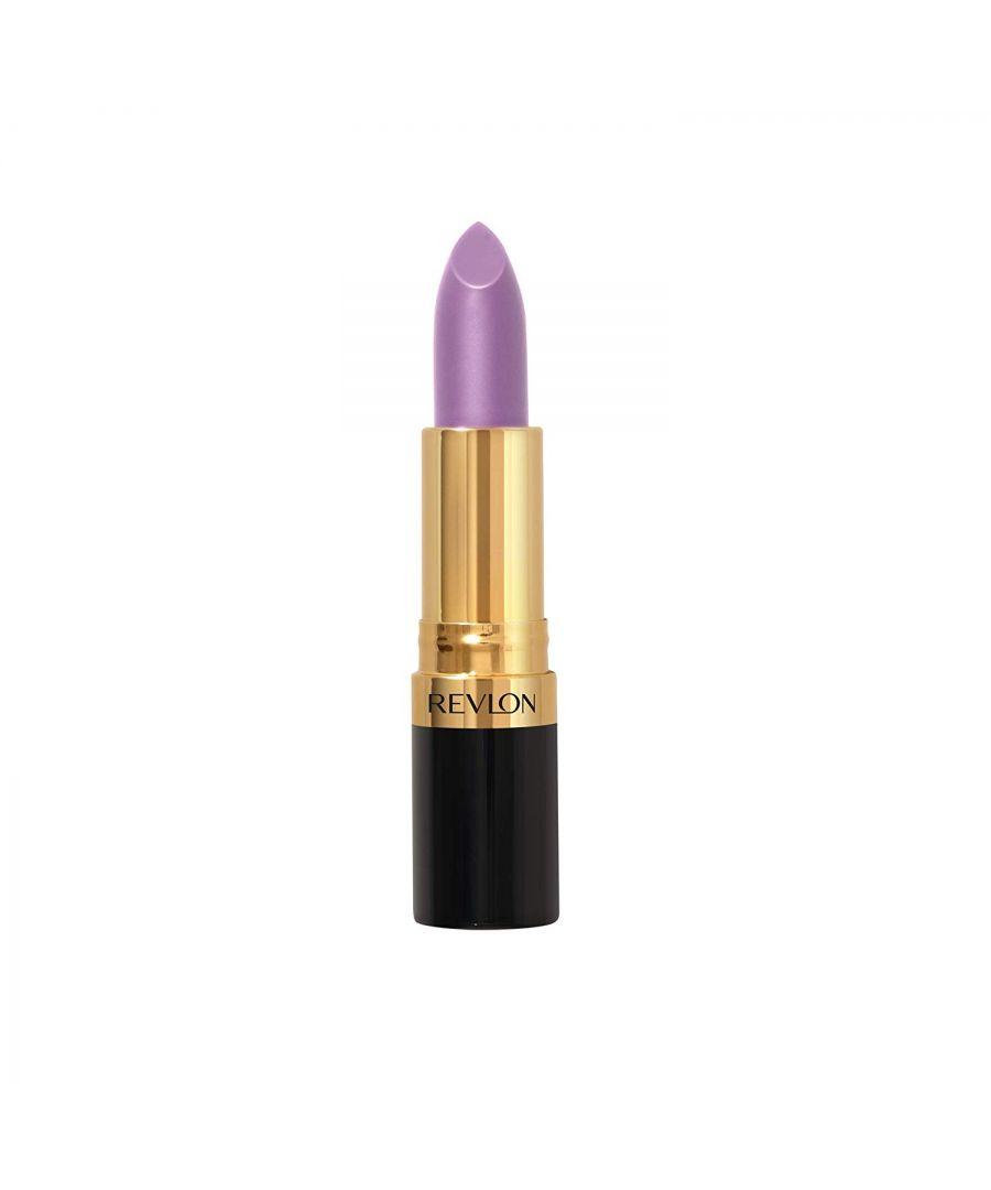 Image for Revlon Super Lustrous Lipstick Creme - 042 Lilac Mist