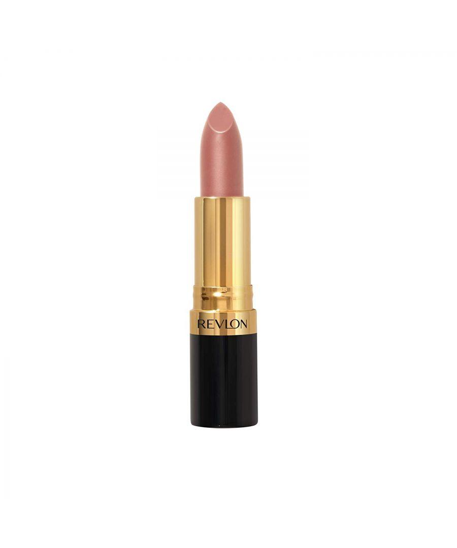 Image for Revlon Super Lustrous Lipstick Creme - 044 Bare Affair