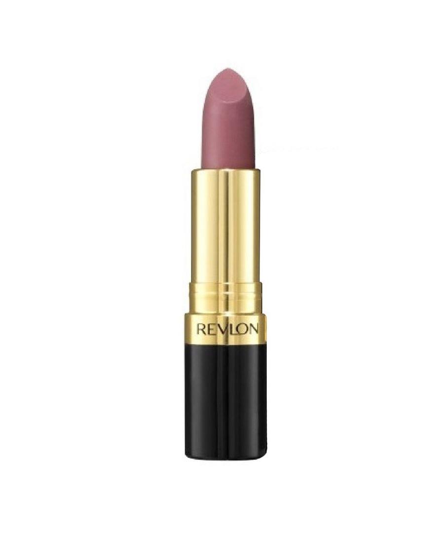 Image for Revlon Super Lustrous Matte Lipstick 4.2g - 002 Pink Pout