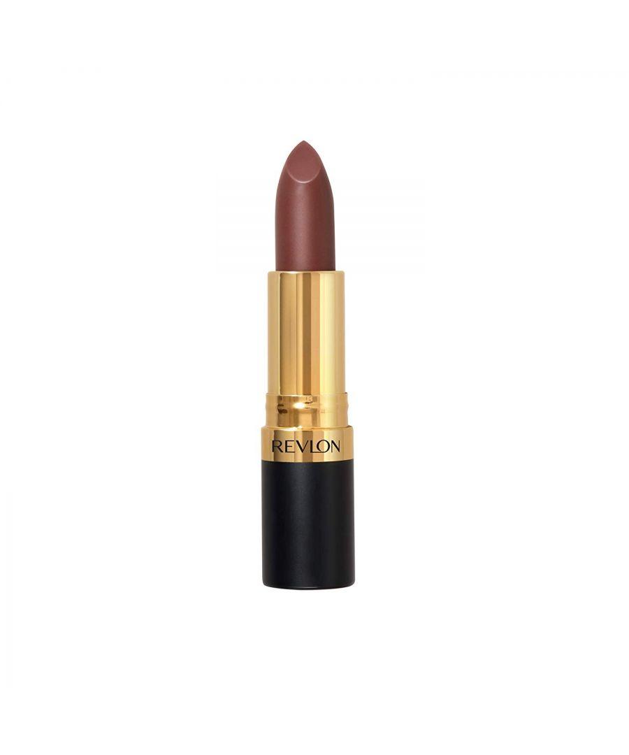 Image for Revlon Super Lustrous Lipstick Matte - 057 Power Move