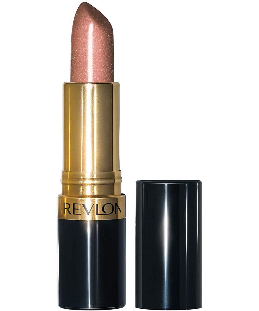 Image for Revlon Super Lustrous Lipstick 4.2g - 205 Champagne On Ice