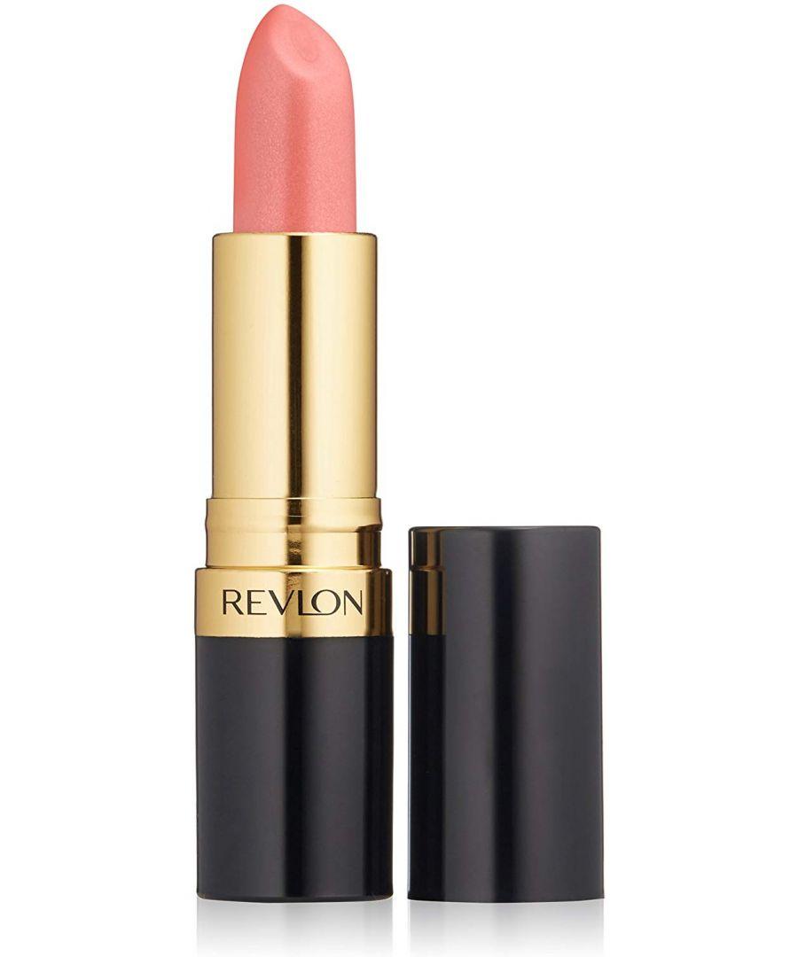 Image for Revlon Super Lustrous Lipstick 4.2g - 410 Soft Shell Pink