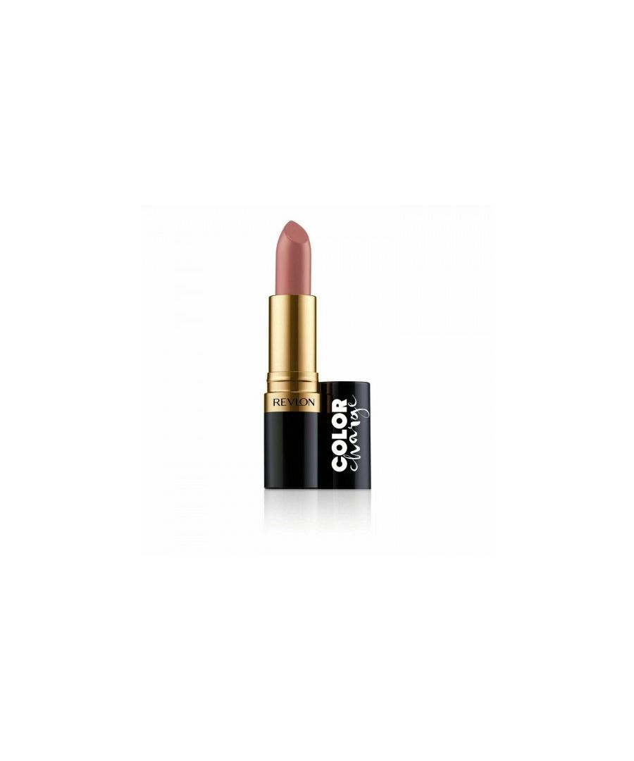 Image for Revlon Super Lustrous Color Charge Lipstick - 020 Blank Canvas