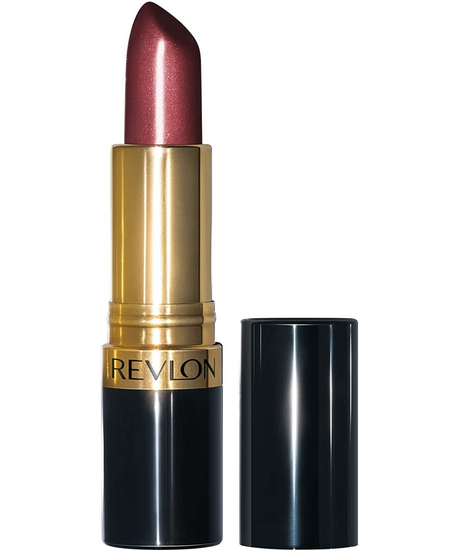 Image for Revlon Super Lustrous Creme Lipstick - 641 Spicy Cinnamon