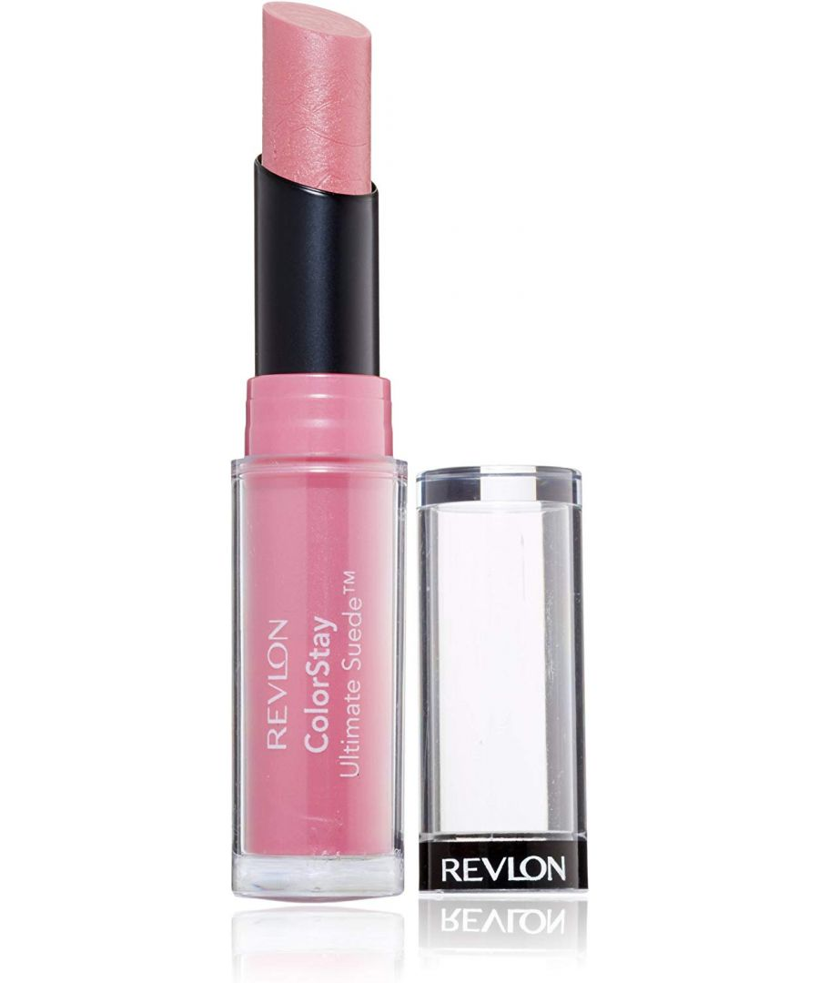 Image for Revlon Colorstay Ultimate Suede Lipstick 2.55g - 001 Silhouette