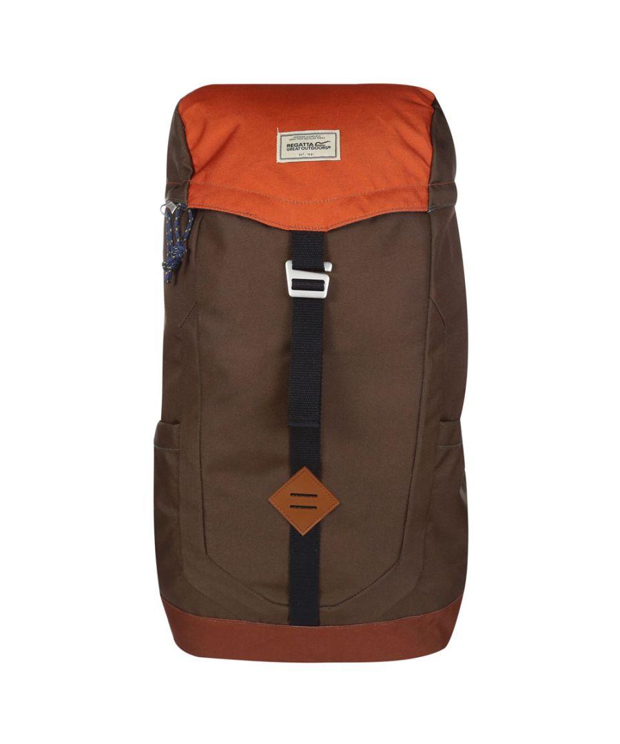Image for Regatta Mens Stamford 25 Litre Polyester Backpack Rucksack