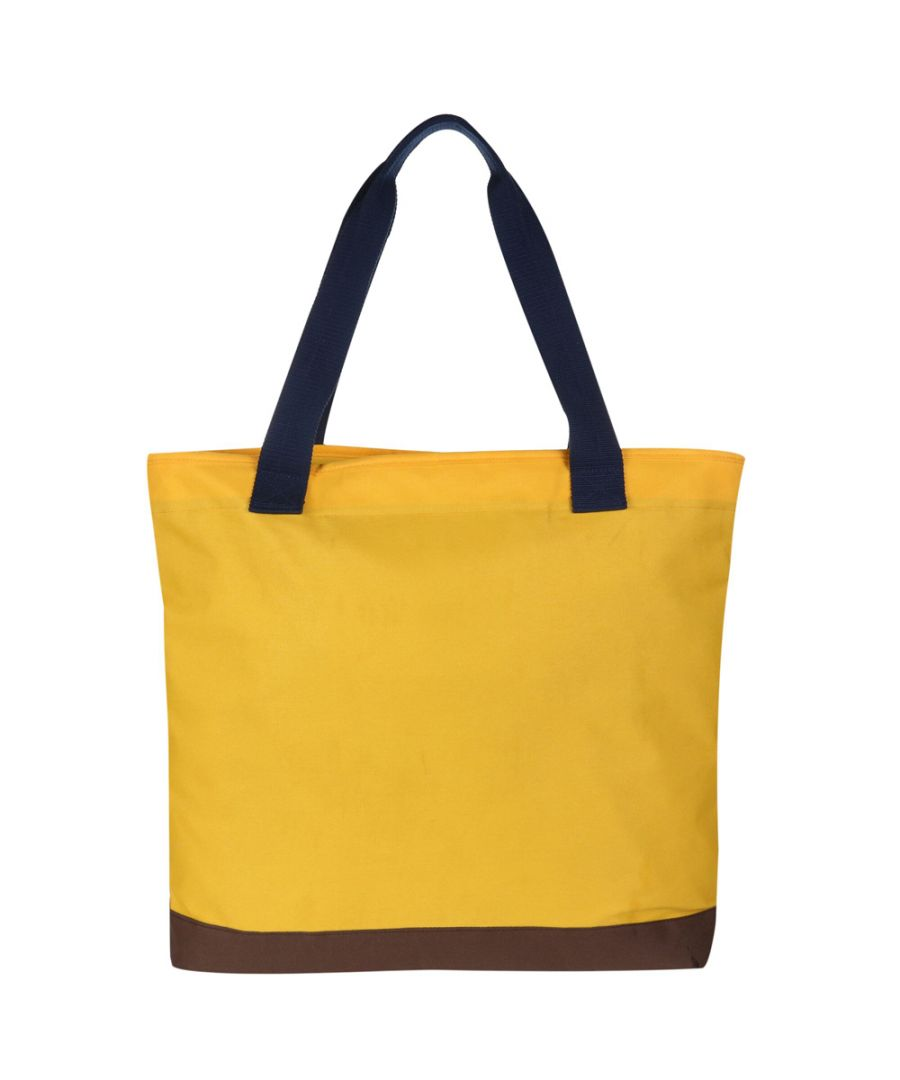 Image for Regatta Mens Stamford Recycled Polyester Beach Bag with Zip