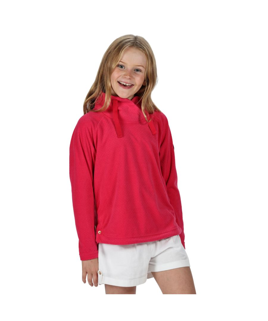 Image for Regatta Girls Harika Polyester Fleece Jacket
