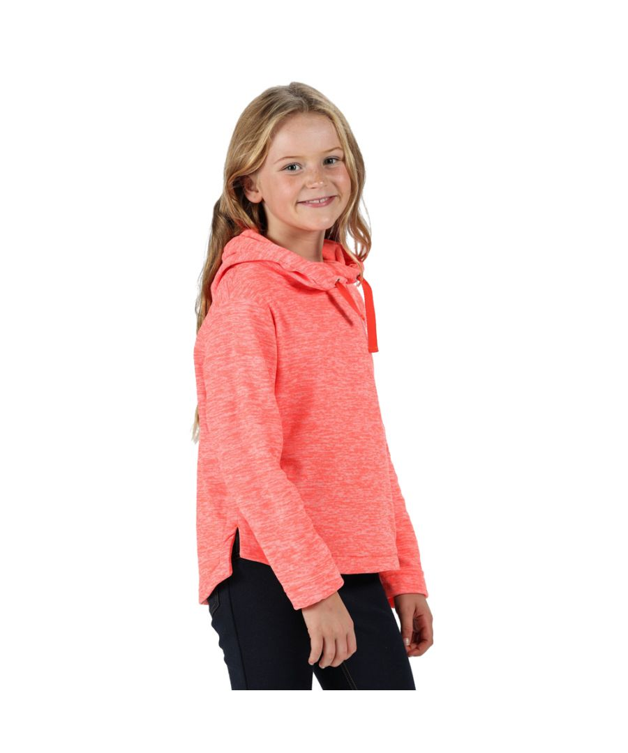 Image for Regatta Girls Kalina Polyester Hoodie Sweatshirt