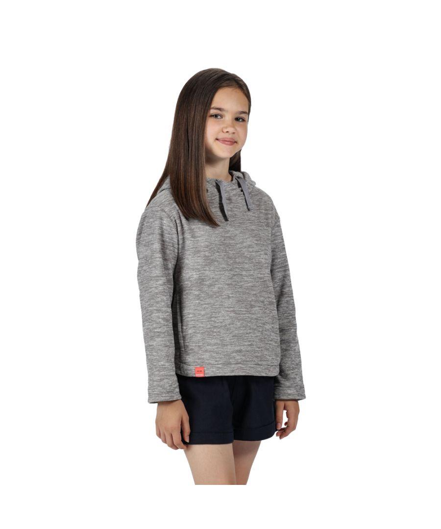 Image for Regatta Girls Kalina Polyester Hoodie Sweatshirt