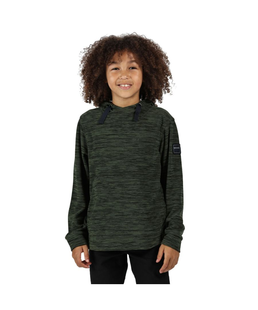 Image for Regatta Boys Kade Polyester Hoodie Sweatshirt