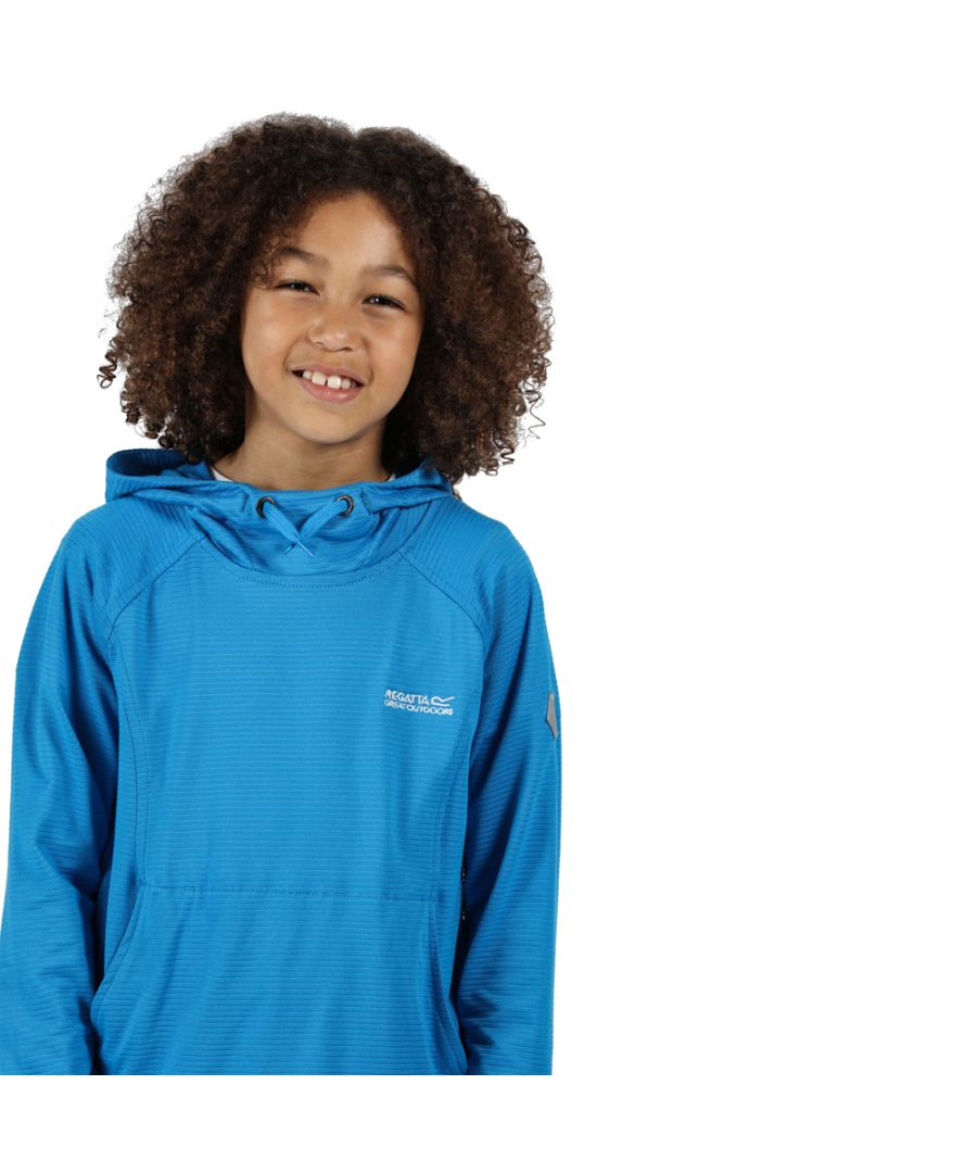 Image for Regatta Boys Eugina Polyester Hoodie Sweatshirt