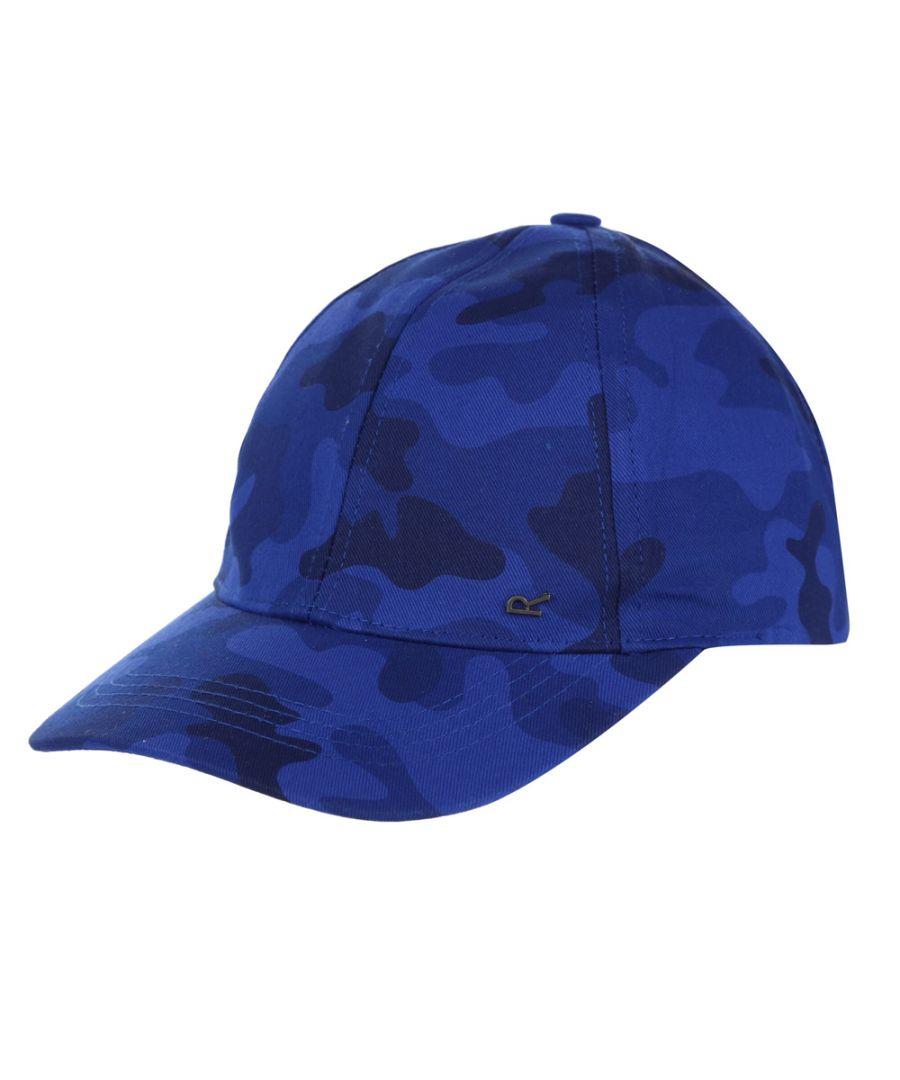 Image for Regatta Boys Cuyler III Cotton Baseball Cap