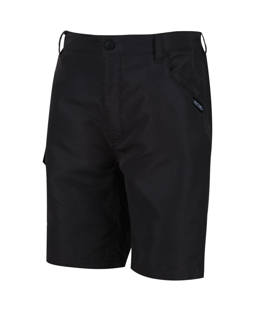 Image for Regatta Boys Sorcer II Lightweight Polyester Shorts
