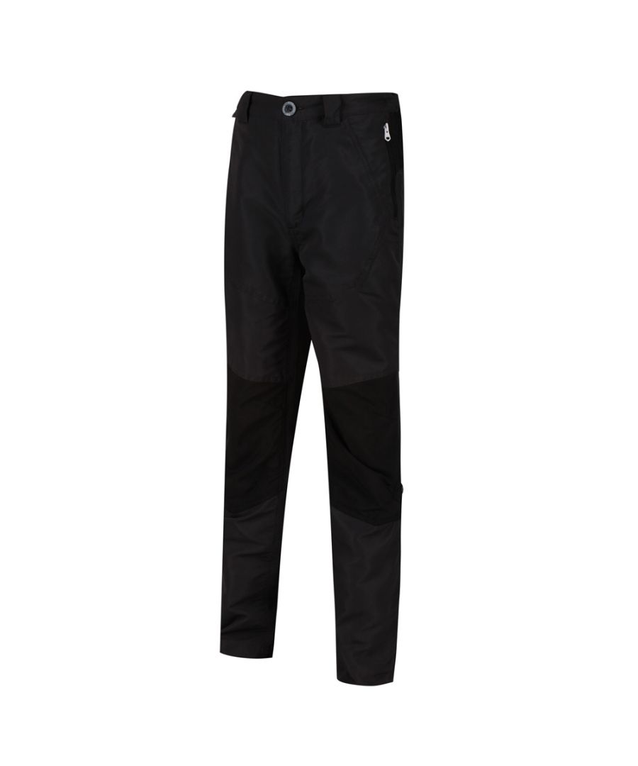 Image for Regatta Boys Sorcer IV Mountain Polyester Walking Trousers