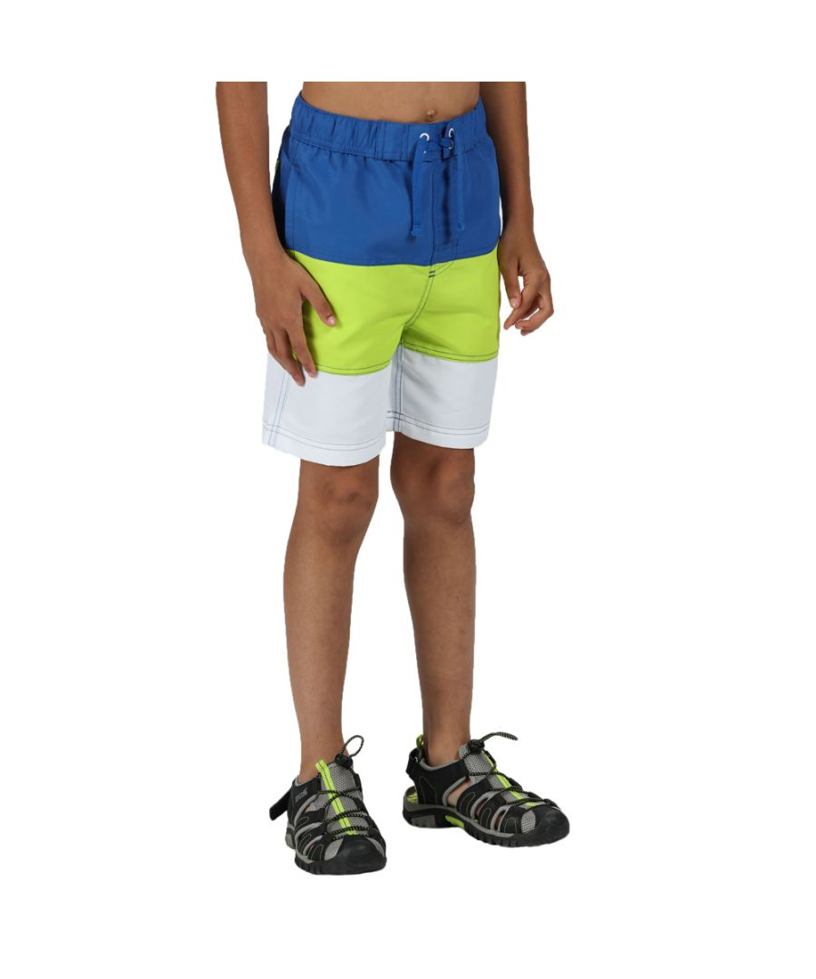 Image for Regatta Boys Shaul III Polyester Board Swim Short