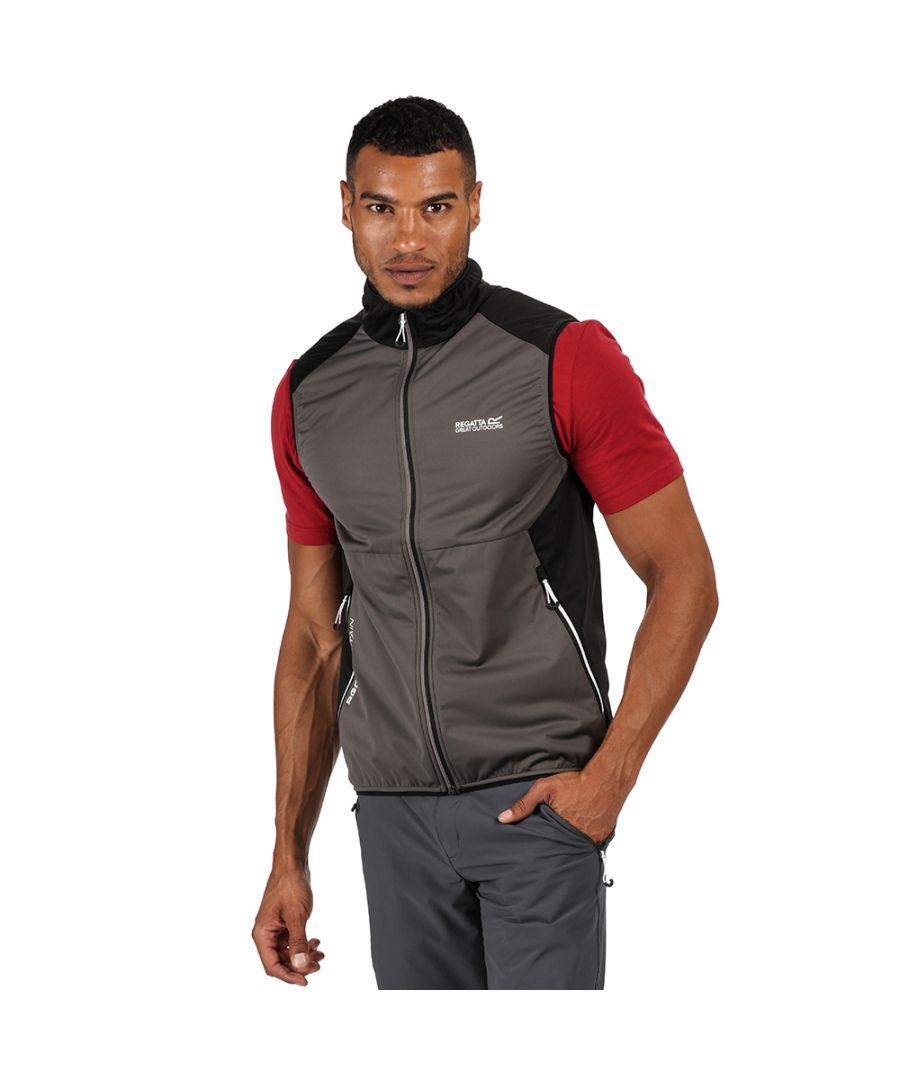 Image for Regatta Mens Lankin III Polyester Casual Bodywarmer Gilet