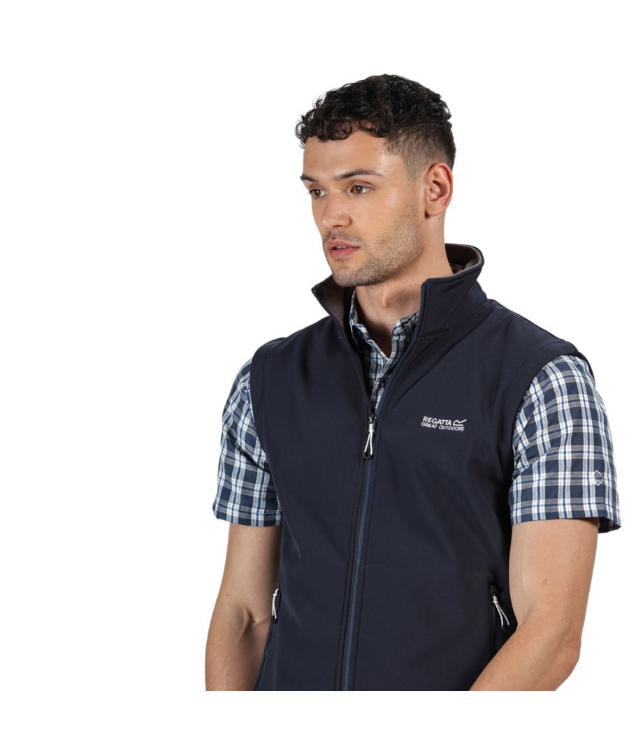 Image for Regatta Mens Bradwell III Polyester Casual Bodywarmer Gilet
