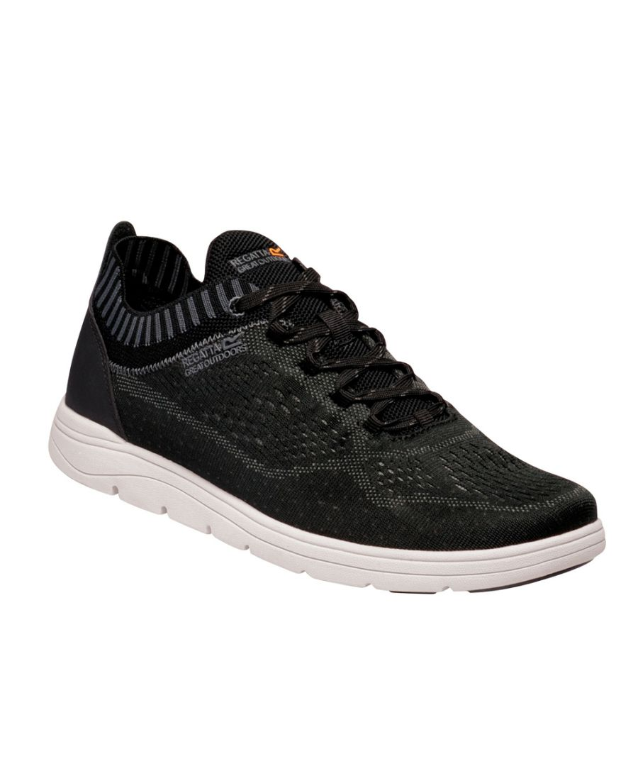 Image for Regatta Womens Carentan Lightweight Breathable Trainer Shoes
