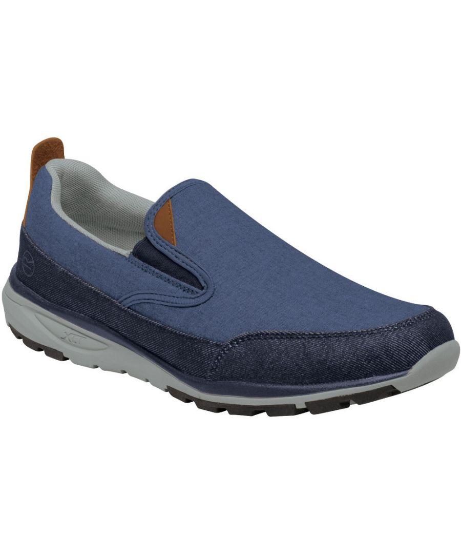 Image for Regatta Mens Marine Slide Lightweight Polyester Slip on Shoe