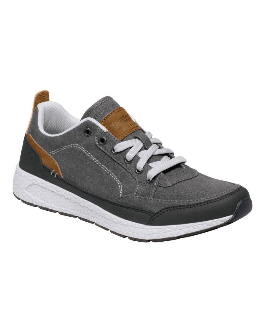 Image for Regatta Mens Ashcroft Polyester Casual Trainer Shoe