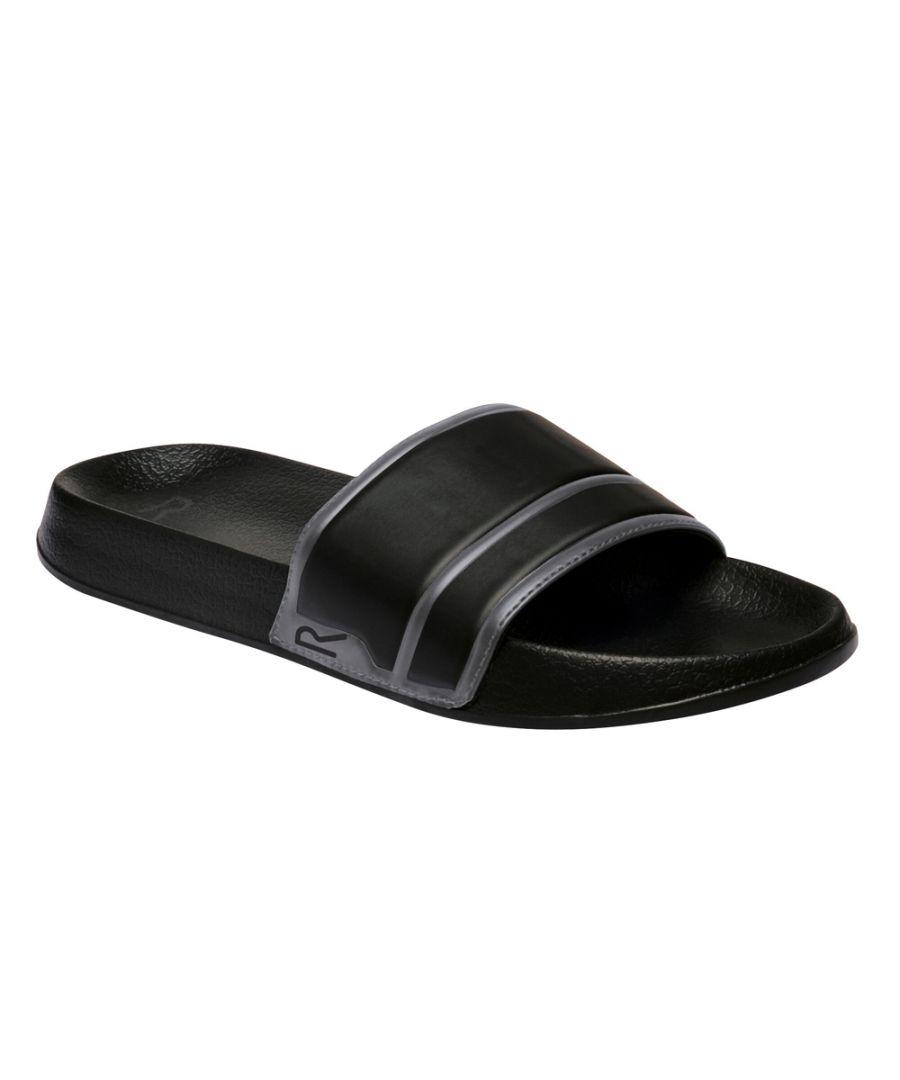 Image for Regatta Mens Shift Polyurathane Lightweight Sandal Sliders