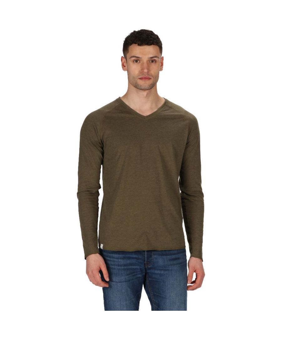 Image for Regatta Mens Kiro II Coolweave Cotton Soft Touch T Shirt