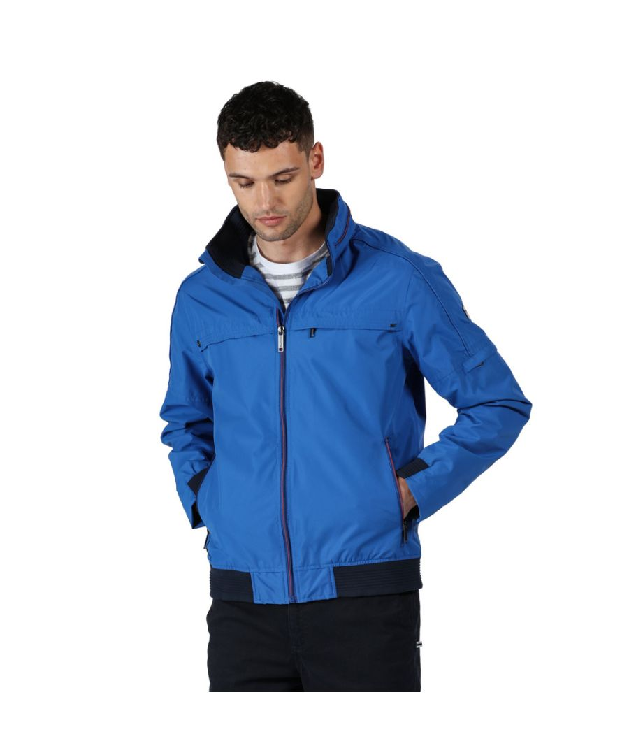 Image for Regatta Mens Montel Waterproof Breathable Durable Jacket