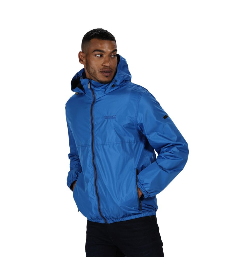 Image for Regatta Mens Ladomir Waterproof Hooded Durable Jacket