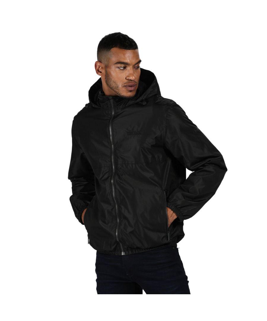 Image for Regatta Mens Ladomir Waterproof Hooded Durable Jacket