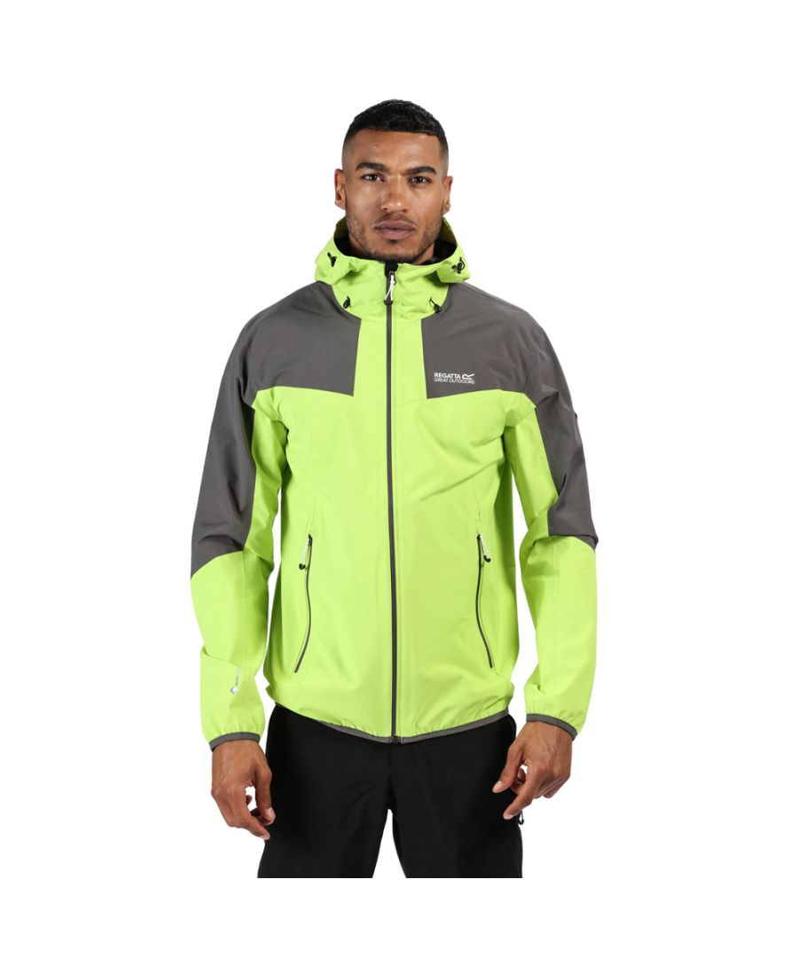 Image for Regatta Mens Imber V Waterproof Breathable Durable Jacket