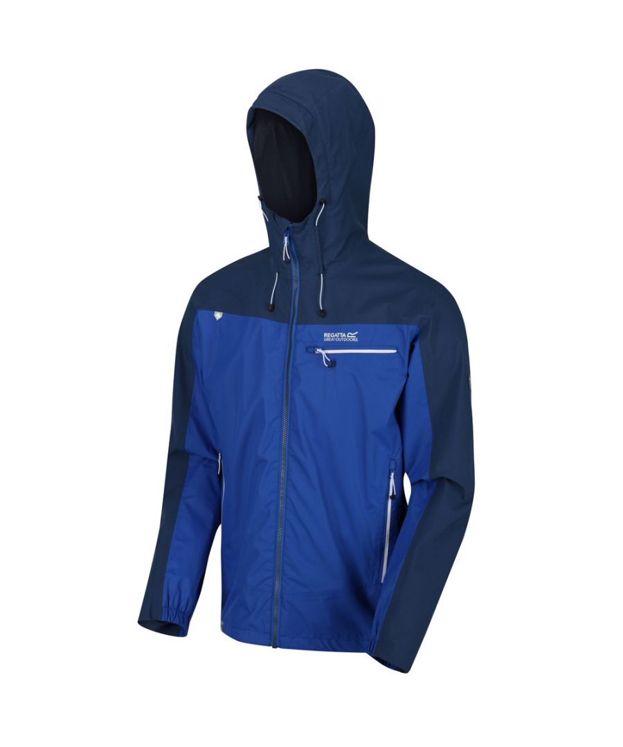 Image for Regatta Mens Highton Waterproof Breathable Durable Jacket